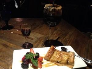 sevilla dessert