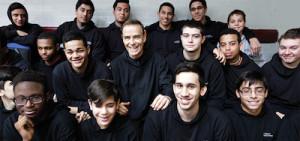 Father Ed Leahy St. Benedict's Prep Newark, NJ February 6,2015