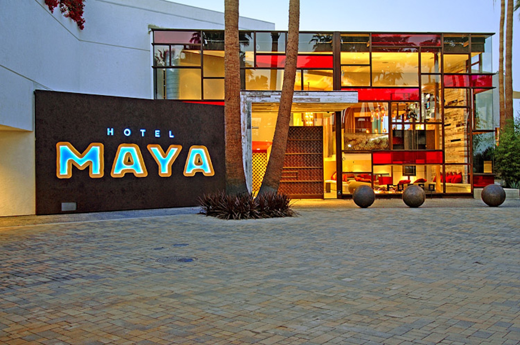 Hotel Maya Is A Hidden Gem In Long