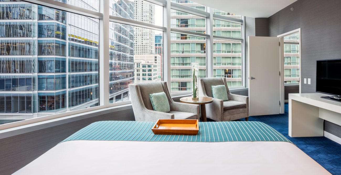 Chicago luxury boutique hotels benbie for Top boutique hotels in chicago