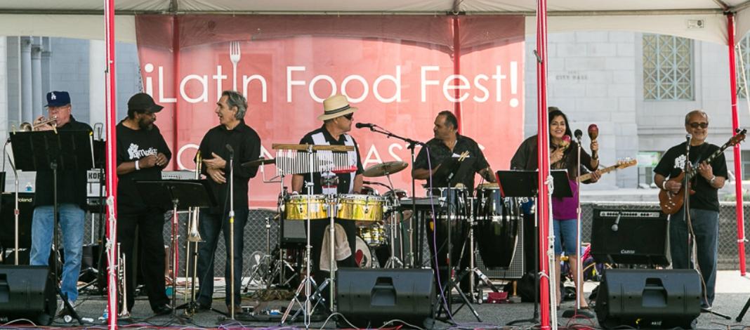 Latin Food Fest Los Angeles